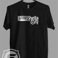 Kaos - Tshirt - Baju - Kisah Klasik Sheila On 7