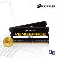 Memory Corsair Vengeance Sodimm DDR4 PC19200 2400Mhz 16GB 2X8GB Ram