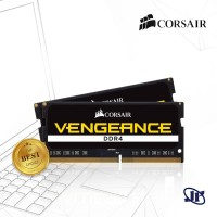 Memory Corsair Vengeance Sodimm DDR4 PC21300 2666Mhz 16GB 2X8GB Ram