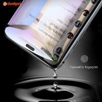5D Tempered Glass FULL IPHONE X XR XS MAX 6 6s 6+ 7 7+ 8 8 Plus - IP 6, Hitam