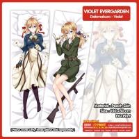 Sarung Bantal Anime Dakimakura Violet Evergarden : Violet
