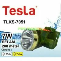 Tesla Senter Kepala Selam 7w type TLKS-7051