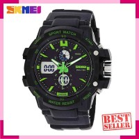 SKMEI Sport Watch 0990 Original Water Resistant 50M - Green