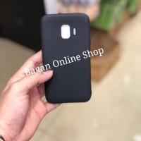 Samsung Galaxy J2 Core Case Slim Matte Soft Case - Black
