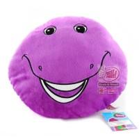 Mainan Anak Bantal Kepala Barney lucu & imut - Barney Plush