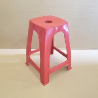 bangku / kursi plastik model tinggi KHUSUS GOJEK / GRAB