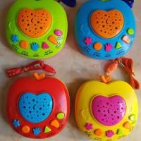 Mainan Edukasi Anak Apple Holy Apel Learning Quran Alquran