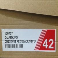 Sepatu Originals Sale Sepatu Bola Specs Quark FG Chestnut Red 100757