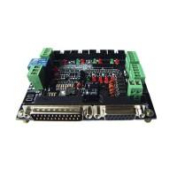 4 axis Interface Plate CNC Controller Plate Support MACH3 Weihong Card