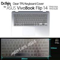 Keyboard Protector ASUS VivoBook Flip 14 TP410UR - DrSkin PREMIUM TPU
