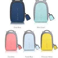 Bobby Compact anti-theft backpack Tas Anti Maling