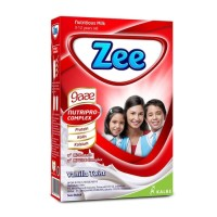 Zee Reguler Vanila Twist / Swizz Chocolate 350 gram