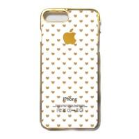 Casing Case Iphone 7+ / 8+ PLUS case Gold Motif Unik Apple Gold 15