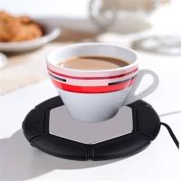 Desktop Tea Coffee Cup Mug Pad USB Warmer Heater USB Heat yukngimport