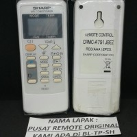 REMOTE REMOT AC SHARP CRMC-A791JBEZ ORIGINAL ASLI
