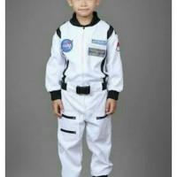 baju astronot anak big size/baju karnaval/kostum anak/baju profesi
