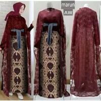 set kebaya modern/baju muslimah/kebaya wisuda remaja/pesta/pertunangan