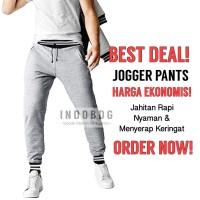 Celana Jogger Panjang Joger Pants Polos Olahraga Running (Kode STD)