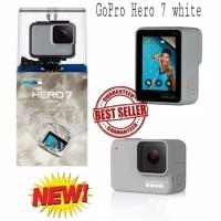 [GARANSI RESMI] GoPro Hero 7 WHITE EDITION
