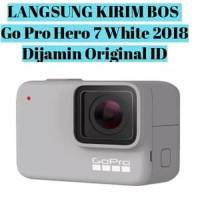 [GARANSI RESMI] GoPro Hero 7 WHITE + FREE 32Gb Micro SD