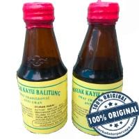 Minyak Kayu Balitung Kalimantan Asli