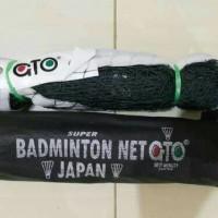 NET BADMINTON GTO BAGUS MURAH