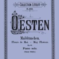 Buku Piano Easy Piano Pieces for Children - Oesten