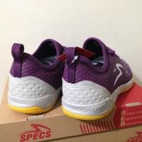 Sale Sepatu Futsal Specs Metasala Knight Plum Purple 400734 Original
