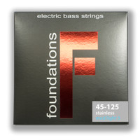 FS545125L 5-STRING LIGHT FOUNDATIONS STAINLESS STEEL BASS SIT STRING