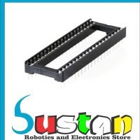 Soket IC Socket DIP 40p 40 pin 40pin for atmega8535 atmega32 atmega16