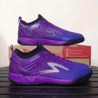 Sepatu Futsal Specs Metasala Musketeer Deep Purple Black