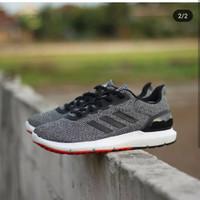 Sepatu Sneaker Adidas Neo Cosmic Grey Pria
