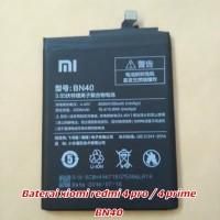 Baterai / Battery xiomi redmi 4 pro / 4 prime BN40 / BN 40