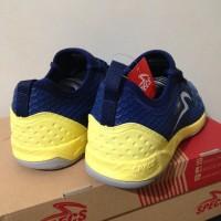 Sepatu Futsal Specs Metasala Knight Galaxy Blue Yellow
