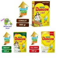 Dancow full cream / Instan Coklat/ Instan 800gr