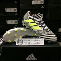 Sepatu Bola Adidas Nemeziz 17.3 FG White