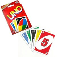 KARTU UNO POLOS / PLAIN UNO CARD GAME