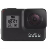 GoPro Hero 7 Black Go Pro 4K Camera - Garansi 1 Tahun