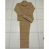 Baju Kostum Seragam anak Pejuang Bung Tomo Veteran Pahlawan size 9-12