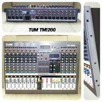 Mixer Audio tum tm 1200 professional