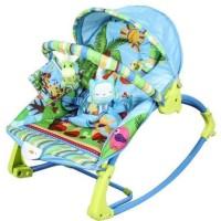 Baby Bouncer hammock Pliko 306 Bangku Goyang Bayi Kursi Santai bayi
