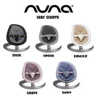 Bouncer baby Nuna Leaf Curv Single Pad Boncer Bayi Kursi Getar bayi