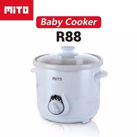 Slow Cooker MITO R88 - Baby Cooker R88 1.2 Liter
