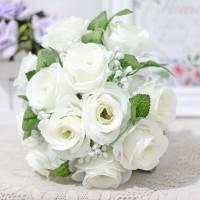 bunga plastik hias artificial handbouquet hand bouquet BABY BREATH 1