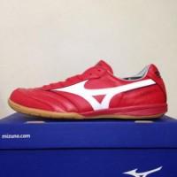 Sepatu Futsal Mizuno Morelia IN High Risk Red Q1GA180062 Original BN