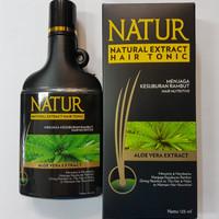 Natur Hair Tonic Aloe Vera Extract 125 ml
