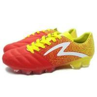 Sepatu Bola Specs Equinox FG (Emperor Red/Fresh Yellow/ Diskon