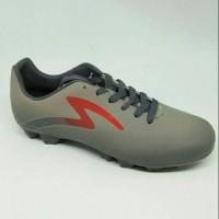 Sepatu Bola Specs Eclipse FG (Charcoal/Dark Granite) Diskon