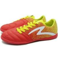 Sepatu Futsal Specs Equinox (Emperor Red/Fresh Yellow) Berkualitas