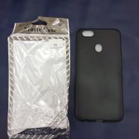 Silikon slim Black matte Case Oppo F5